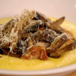 Stacy Stewart turkey mince with mushrooms and polenta on How to Lose Weight Well