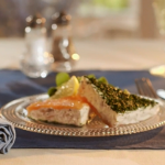 Mary Berry herbed smoked salmon with horseradish pate recipe