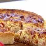 Phil Vickery Quiche Lorraine recipe on This Morning