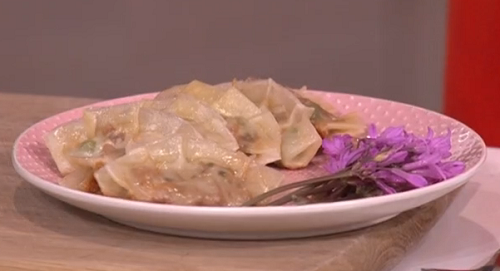 Gok's Yuk Sung recipes on This Morning - The Talent Zone