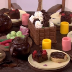 Paul A. Young chocolate brownies and homemade spread recipe on This Morning