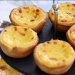 Paul Hollywood Portuguese tarts with ruff puff pastry recipe on The Great British Bake Off 2017