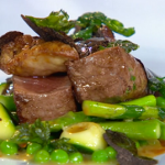 Paul Ainsworth beef a la Royale recipe on Royal Recipes