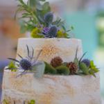 Paul Hollywood celebration cake with meringue frosting recipe