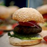 Paul Hollywood mum's burger recipe on Paul Hollywood: A Baker's Life
