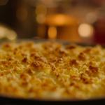 Nigella Lawson easy make-ahead Garlic and Parmesan mash recipe