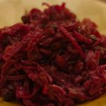 Nigella Lawson braised red cabbage in cranberry sauce recipe