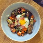 Stacie Stewart one pan brunch recipe for the Cambridge Diet plan