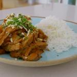Tom Kerridge beef stroganoff recipe on Lose Weight For Good
