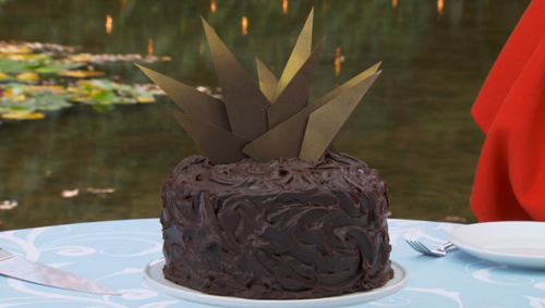 Paul Hollywood devil's food cake recipe on The Great ...