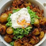 Simon Rimmer ham and pea hash recipe