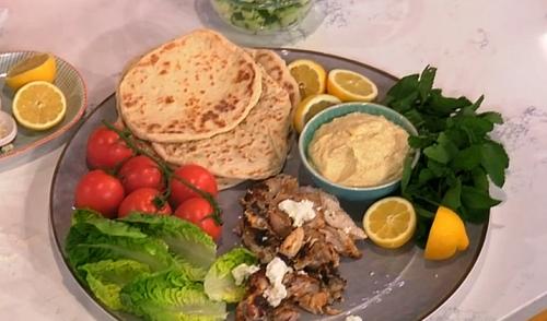 John Torode chicken kebab recipe on This Morning - The ...