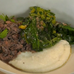 Anna Haugh seswaa with lamb and ruby port recipe