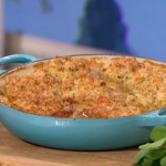 Phil Vickery lamb stew and dumplings recipe on This Morning