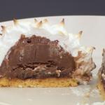 Monica Galetti baked Alaska with Italian meringue recipe on MasterChef: The Professionals