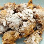 Nadiya Hussain Carrot Cake Pakoras recipe on Sunday Brunch