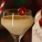 Kirstie Allsopp snowball with homemade advocaat recipe on Kirstie's Handmade Christmas