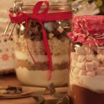 Kirstie Allsopp chocolate mix with marshmallows on Kirstie's Handmade Christmas