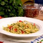 Gino's speedy spaghetti recipe on This Morning