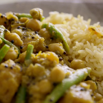 Tom Kerridge butternut squash and chickpea curry recipe on Tom Kerridge's Fresh Start