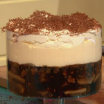 Simon Rimmer Tiramisu Trifle recipe on Sunday Brunch