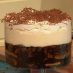 Simon Rimmer Tiramisu Trifle recipe on Sunday Brunch