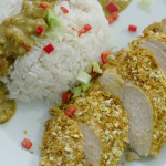 Gregg Wallace chicken katsu curry recipe on Eat Well For Less