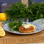 Clodagh's fishcakes with a twist on This Morning