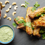 Simon Rimmer Tandoori Chops With Bombay potatoes recipe on Sunday Brunch