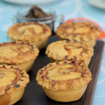 Paul Hollywood pork pies with hot water crust pastry and apple chutney recipe on The Great Celebrity Bake Off 2019