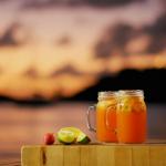 Ainsley Harriott rum punch cocktail recipe on Ainsley's Caribbean Kitchen