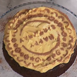 Juliet Sear chocolate Guinness cake recipe on This Morning