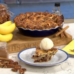 Henry Firth and Ian Theasby mouth-watering chocolate and banana pie recipe on This Morning