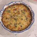 Clodagh McKenna gratin dauphinois potatoes recipe on This Morning