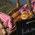 Lisa Faulkner Pembrokeshire lamb pasties recipe on John and Lisa's Weekend Kitchen