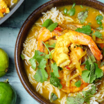 Simon Rimmer Sour Curry With Prawns recipe on Sunday Brunch