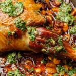 Simon Rimmer Lamb And Beans recipe on Sunday Brunch