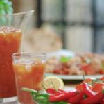 John Torode Bloody Mary recipe on John and Lisa's Weekend Kitchen