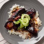 Simon Rimmer Korean Sticky Pork Belly recipe on Sunday Brunch