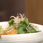 John Torode Thai red prawn curry with tofu and coconut milk recipe on This Morning