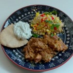Angela Gambling lamb shawarma with couscous and raita recipe on Eat Well for Less?