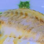 Jack Stein fillet of sea bass with vanilla vinaigrette recipe on Sunday Brunch