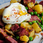 Harry Lomas Corn Beef Hash recipe on Sunday Brunch