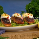 Phil Vickery super fresh and simple salmon with braised rice recipe on This Morning