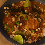 Simon Rimmer Panang Curry with Sticky Rice recipe on Sunday Brunch
