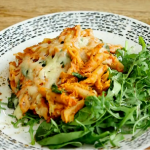 Dale Pinnock tuna pasta bake with vegetable sauce recipe on Eat, Shop, Save