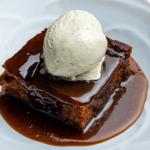 Simon Rimmer Vegan Toffee Pudding recipe on Sunday Brunch