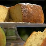 John Torode Dorset apple cake recipe on This Morning