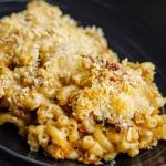 Tom Kerridge Four Cheese Truffle Mac and Cheese recipe on Sunday Brunch