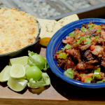 Hairy Bikers carnitas with pork and smoky chipotle mac 'n' cheese recipe on Route 66